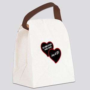 Always With You Canvas Lunch Bag
