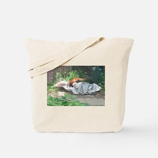 Rusty Tote Bag
