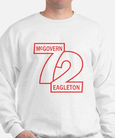 McGovern in '72 Sweatshirt
