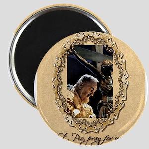 St. Pio Magnets
