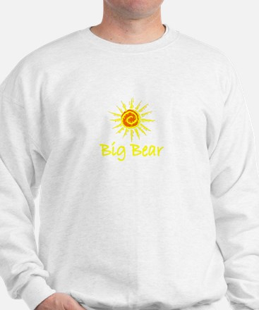 Big Bear, California Sweatshirt