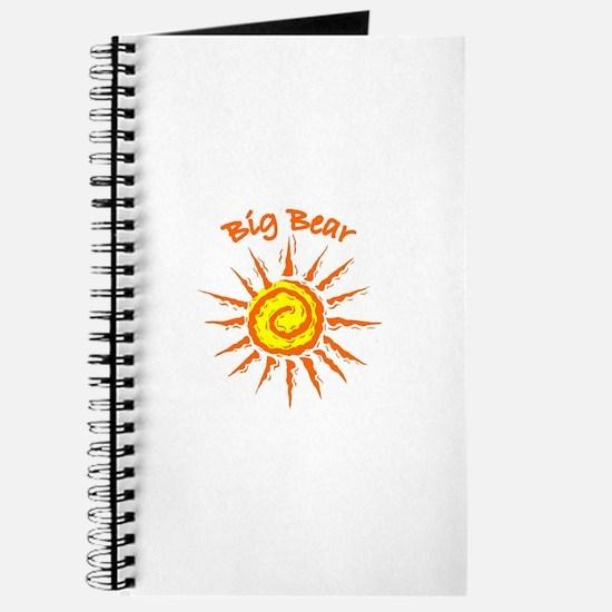 Big Bear, California Journal