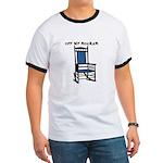 OFF MY ROCKER-1-BLUE T-Shirt