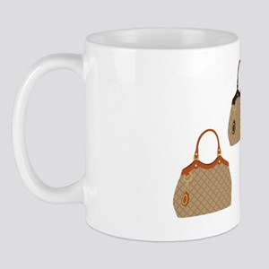 Designer handbags Mug