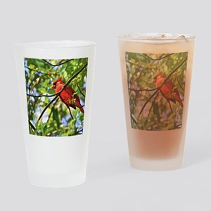 Cardinal Color Drinking Glass
