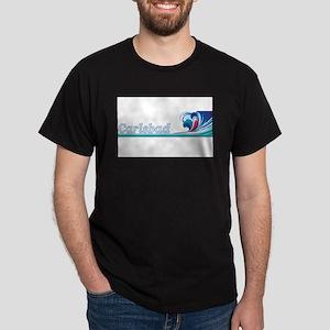 Carlsbad, California Dark T-Shirt