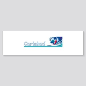 Carlsbad, California Bumper Sticker