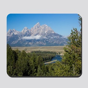 Snake River Overlook Mousepad