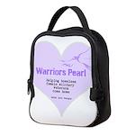 Warriors Pearl Neoprene Lunch Bag