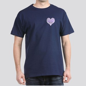 Warriors Pearl Men's Dark T-Shirt