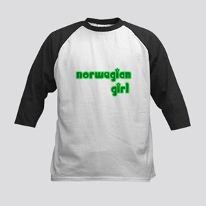 3-norwayw Baseball Jersey