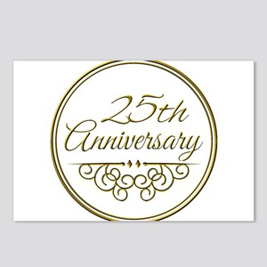 25th Anniversary Postcards (Package of 8)