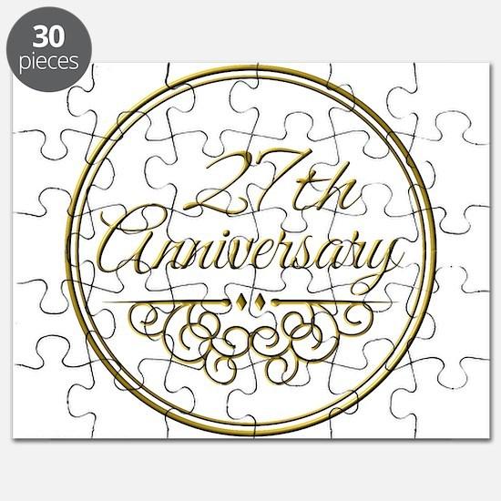 27th Anniversary Puzzle