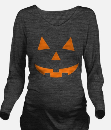 Jack O Lantern Belly T-Shirt