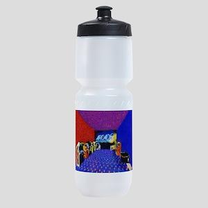 Beauty of the Arcade Sports Bottle