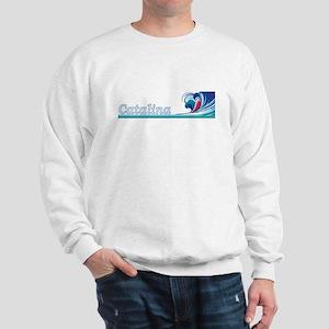Catalina Island, California Sweatshirt