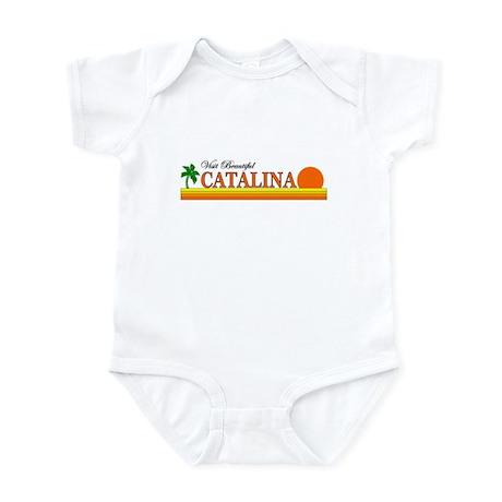 Visit Beautiful Catalina Isla Infant Bodysuit