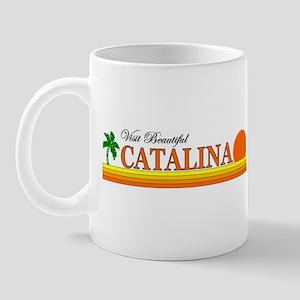 Visit Beautiful Catalina Isla Mug