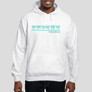 Catalina Island, California Hooded Sweatshirt