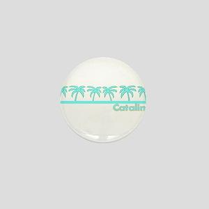 Catalina Island, California Mini Button