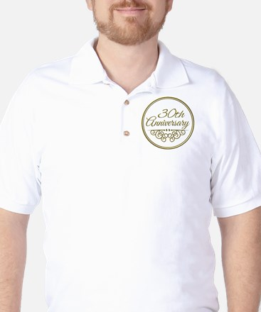 30th Anniversary Golf Shirt