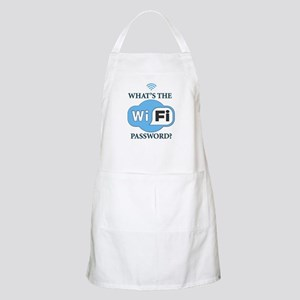 Whats The Wifi Password? Apron