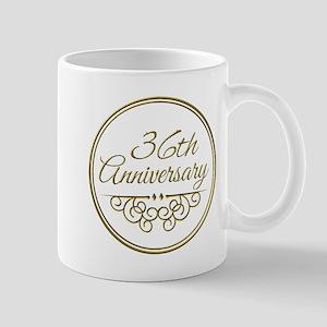 36th Anniversary Mugs