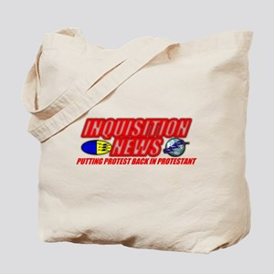 INQUISITION NEWS Tote Bag