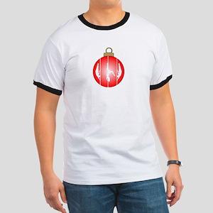 Christmas Pole Dancer T-Shirt