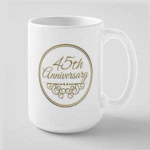 45th Anniversary Mugs