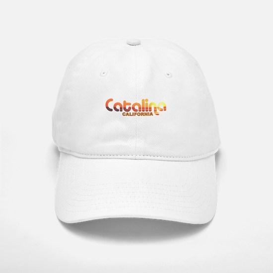 Catalina Island, California Baseball Baseball Cap