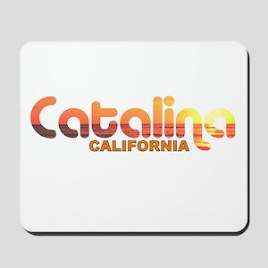 Catalina Island, California Mousepad