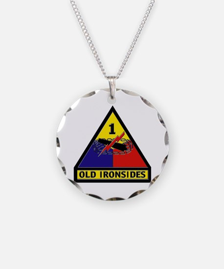 1st Armored Division Necklace