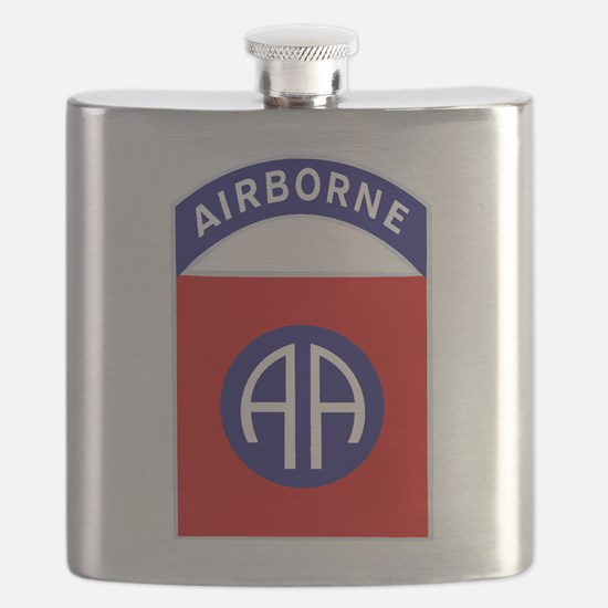 82nd Airborne Flask
