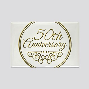 50th Anniversary Magnets