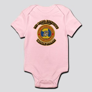 USMC - 1st Radio Battalion Infant Bodysuit