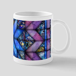 Purple Quilt Mugs