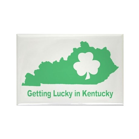Getting Lucky in Kentucky Magnets