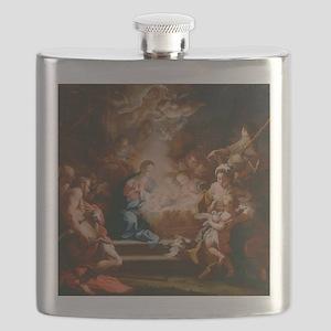 Baby Jesus Flask
