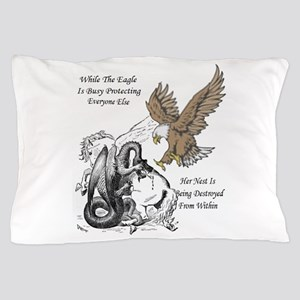 The Eagle Pillow Case