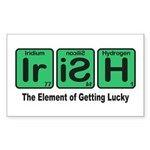 Irish Element Sticker