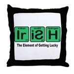 Irish Element Throw Pillow