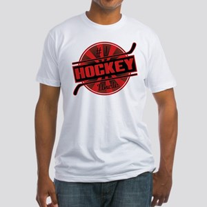 #1 Hockey Uncle T-Shirt