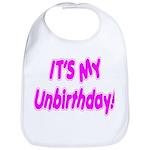 It's My Unbirthday! Bib