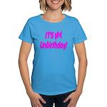 It's My Unbirthday! Women's Dark T-Shirt