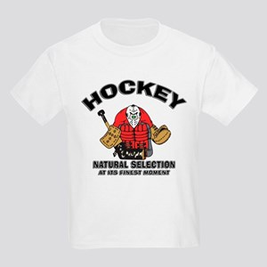 Hockey Goalie Kids Light T-Shirt