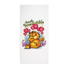 Totally Irresistible! Beach Towel