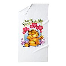 Totally Irresistible! Beach Towel
