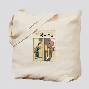 Before & After Tote Bag