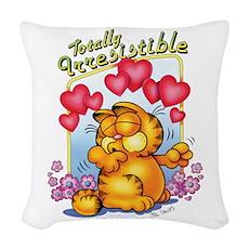 Totally Irresistible! Woven Throw Pillow